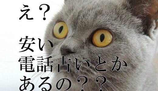 安いのに当たる電話占い【2020】厳選2社と占い師10名紹介!